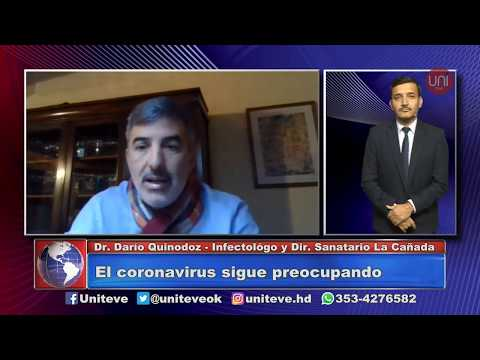 La situación epidemiológica en Villa María
