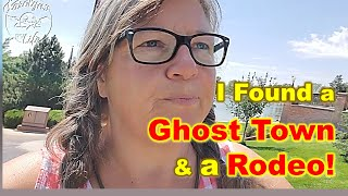 Off the Beaten  Path- I Found an Actual Ghost Town!
