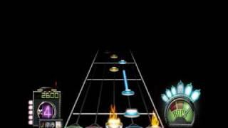 GH3 Guitar Hero 3 Custom HEARTBREAK ARMAGEDDON - Dragonforce 100% FC (Yobodahobo's Chart)