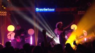 """""""Go Big or Go Home"""" - American Authors LIVE at The Troubadour - West Hollywood, CA 3/29/2016"""