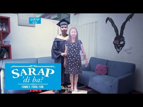 Sarap, 'Di Ba?: Touching story of a son longing for his late mother