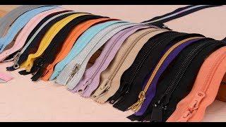 Nylon zipper production process
