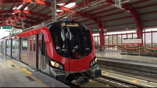 Lucknow Metro Live  Full Tour  Map  News