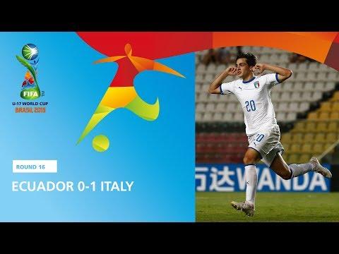 Ecuador v Italy Highlights - FIFA U17 World Cup 2019 ™