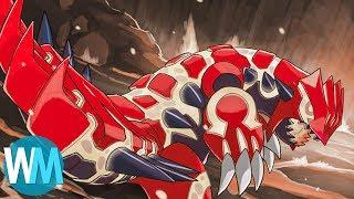 Top 10 Most Powerful Pokémon