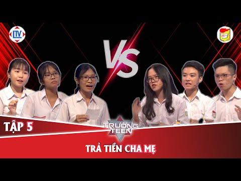 Trường Teen 2020 Tập 5 | THPT Chuyên Lương Thế Vinh - Đồng Nai vs THPT Chuyên Hùng Vương - Phú Thọ