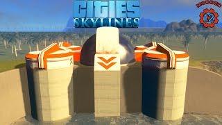 Cities: Skylines | Best Sewage Plant  !!! (Episode-12)