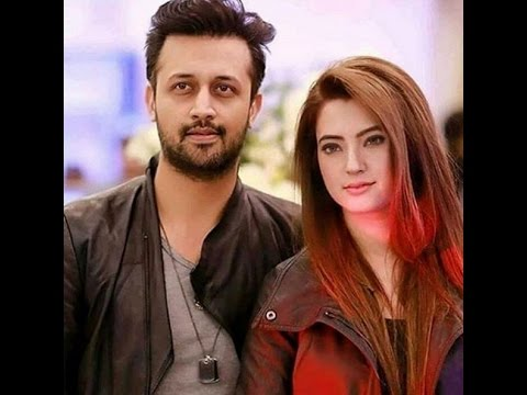 Atif Aslam With His Gorgeous & Pretty Wife Sara Bharwana | Beautiful Couple | Must Watch Mp3