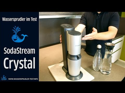 SodaStream Crystal: Ausführlicher Test des Wassersprudlers
