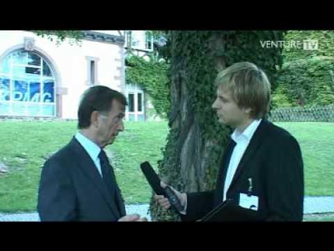 Sehenswert: Manfred Schmitt vom Institut für Markentechnik im Interview