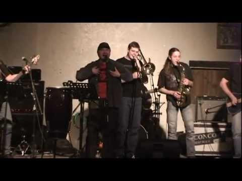 SIB - SIB rocková kapela Chomutov Divadlo- Kulisárna
