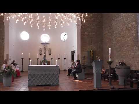 Heilige Messe in Eschweiler Mundart