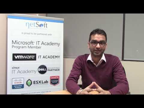 NetSoft College Testimonial Kuljit Singh Aujla