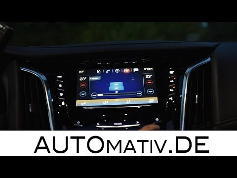 Tech-Check Multimedia System Cadillac Escalade Platinum Edition (2017)