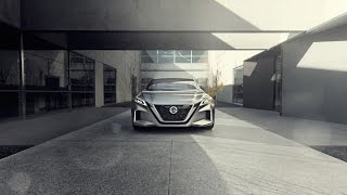 Nissan unveils Vmotion 2.0 at 2017 North American International Auto Show