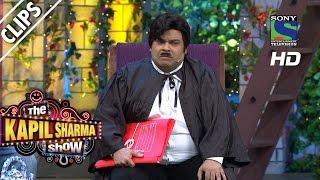 Sharmaji Ki Wasiyat -The Kapil Sharma Show -Episode 19 - 25th June 2016