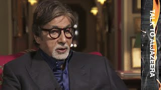 Amitabh Bachchan | 'We have a very strong cultural identity'  🇮🇳  | Talk to Al Jazeera