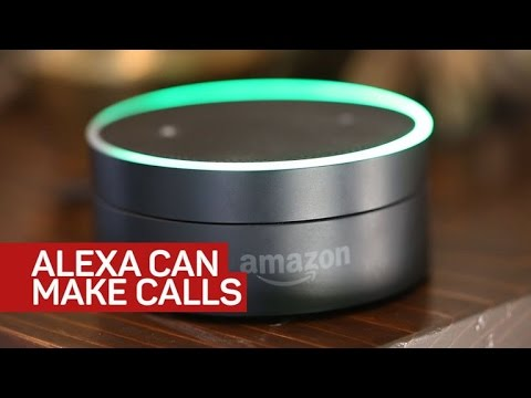 Alexa introduces voice calling and messaging