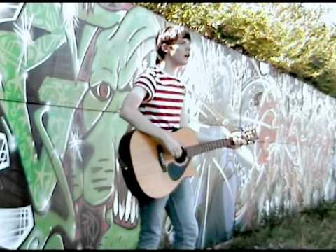 Andy Hughes - Busker Boy (Official Music Video)