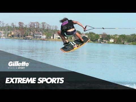 The Wakeskater Revolution with Brian Grubb   Gillette World Sport