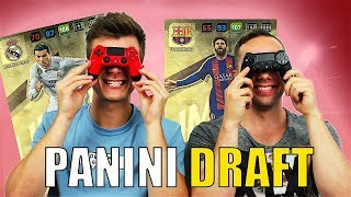 Co mamy, tym gramy #4 | PANINI DRAFT - FIFA 17