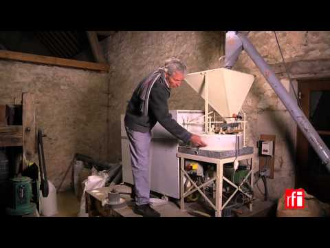 (paysan) meunier (boulanger)- accents d'Europe