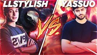 LL STYLISH Vs YASSUO | INSANE 40 MINUTES GAME!!
