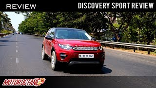 Land Rover Discovery Sport | Hindi Review | MotorOctane