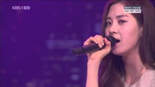 100214 - Girls' Generation 少女時代 - Talk + Falling Slowly + You Raise Me Up