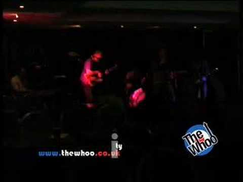 The Who Tribute Band - The Whoo - The Real Me