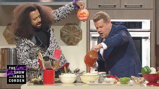 Reggie's Hobbies: Cooking