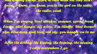 Girl On The Radio - Florida Georgia Line Lyrics