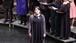 Audition (The Fools Who Dream) - Lycoming College Choir - Fall 2017 Community Arts Center Concert