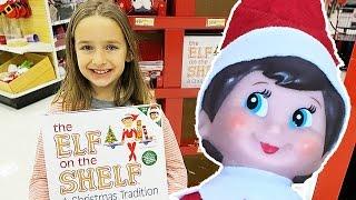VLOGMAS Day 4: Elf on the Shelf