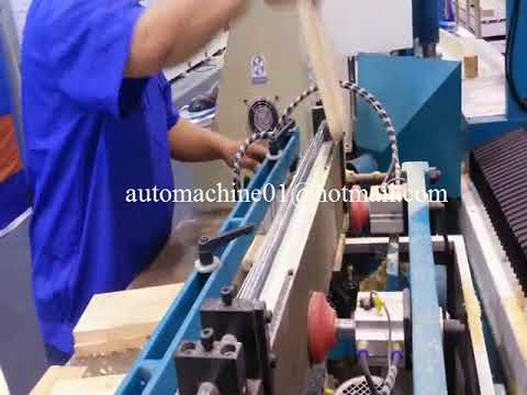 Low price Automatic Finger Joint Shaper Machine for sale
