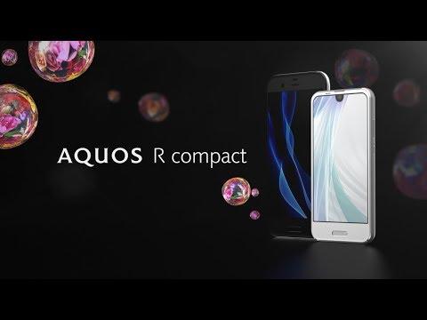 Sharp Aquos R Compact, un gama media sin marcos con pantalla de 120 hz