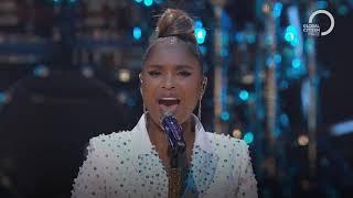Jennifer Hudson performs Hallelujah   Global Citizen Prize 2019