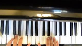 Strange (cover) Celeste Piano Version