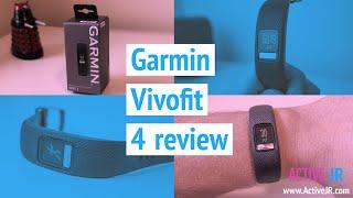 Garmin Vivofit 4 review: No GPS,  best budget fitness tracker 2018