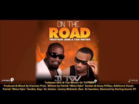 "Teddyson John & Tian Winter - ON THE ROAD ""2012 Soca"" (Produced By Precision Productions)"