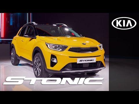 Kia  Stonic Паркетник класса J - рекламное видео 1