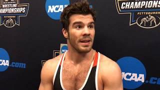 Princeton's Matt Kolodzik takes 5th at NCAAs
