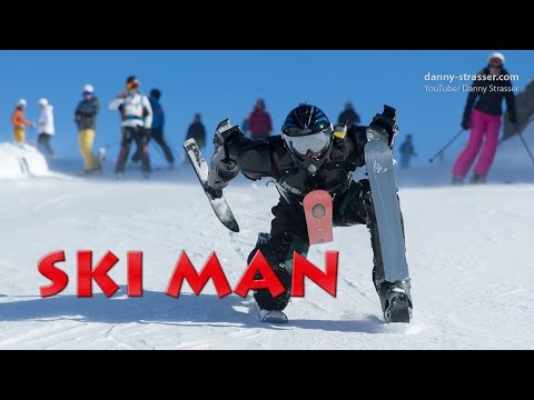 Ski Man (Rollerman Winter suit)