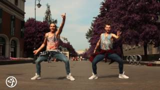 Ricky Martin - La Mordidita  Zumba Fitness