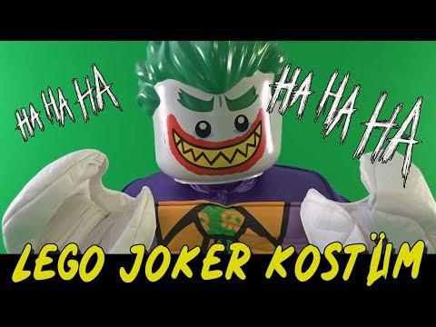 JOKER DELUXE LEGO FASCHINGSKOSTÜM [Vorstellung]