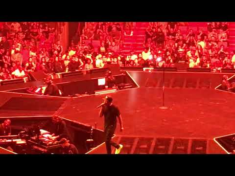 Jay-Z - Smile (Live at the American Airlines Arena in Miami of the 444 Tour on 11/12/2017)
