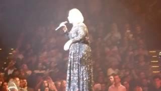 Adele - Sweetest Devotion LIVE Austin Tx. 11/4/16