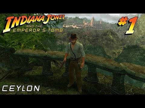 Gameplay de Indiana Jones and the Emperors Tomb