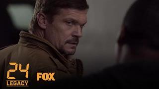 Extrait 103 : Carter rencontre l'agent Locke
