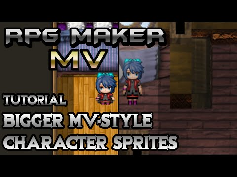 RPG Maker MV Tutorial: TileD Map Creation for Shattered